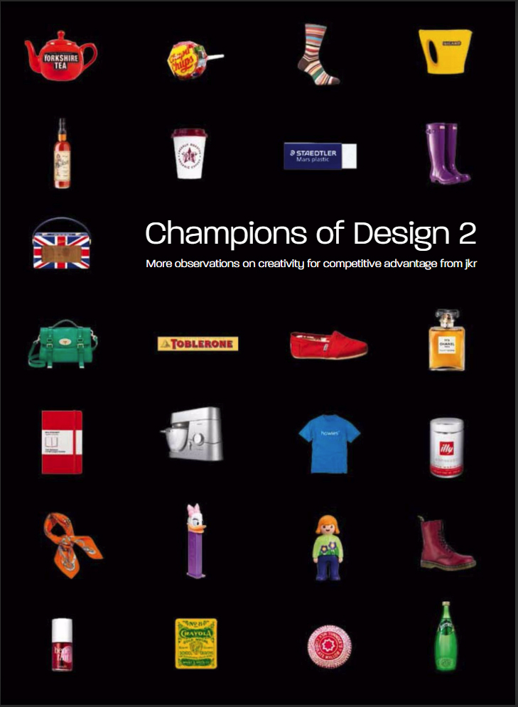 Champions of design 2. Global Branding.