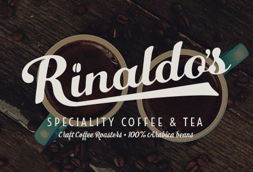 Design concepts for coffee house branding